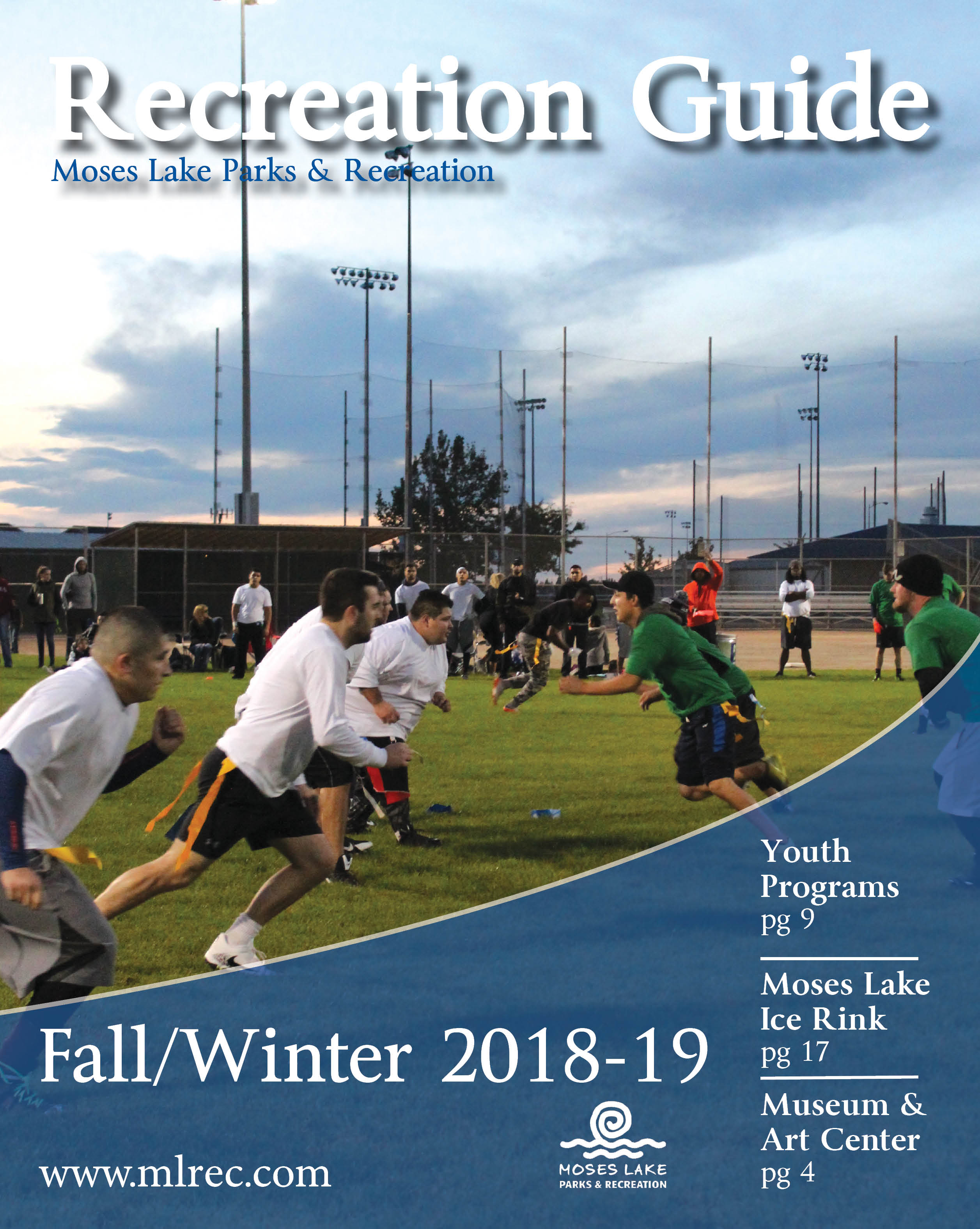 2018 to 2019 Winter Guide Cover