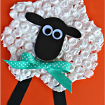 BUBBLE WRAP SHEEP