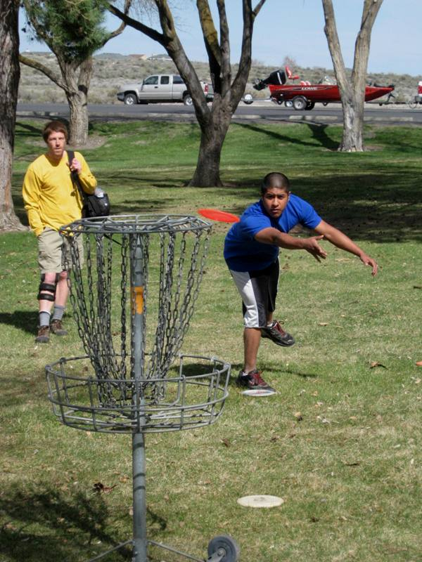 Disc Golf Tournament